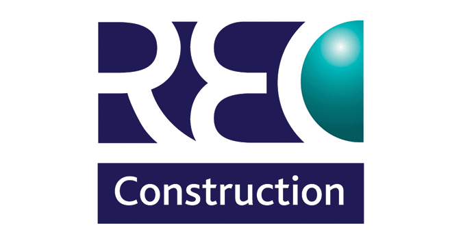REC Construction Logo